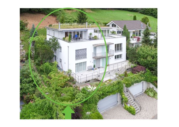 Einfamilienhaus (DEFH) in Würenlos AG, Haselhalde 3A